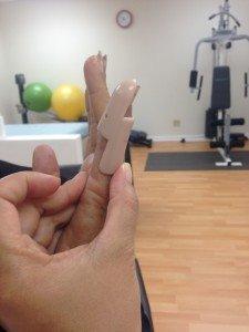 stack splint